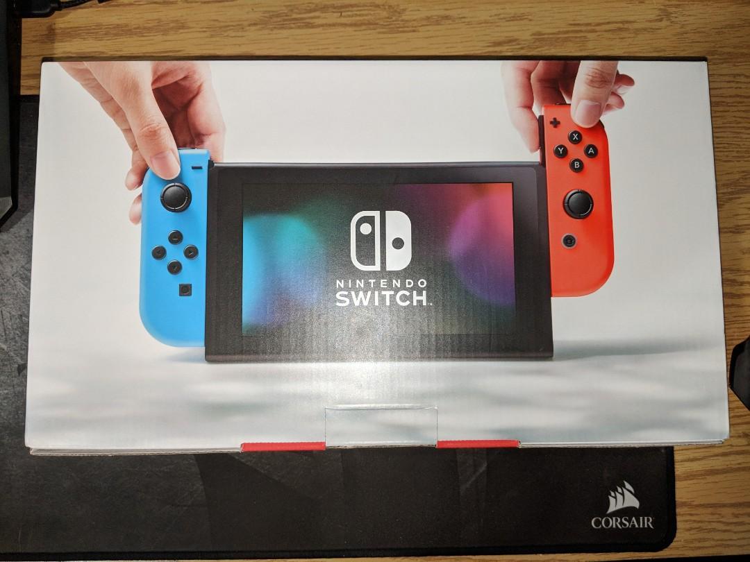 Nintendo Switch Brand New In Box