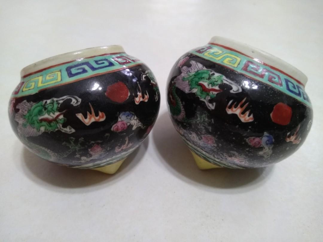Old Dragon Hwa Mei/shama cup