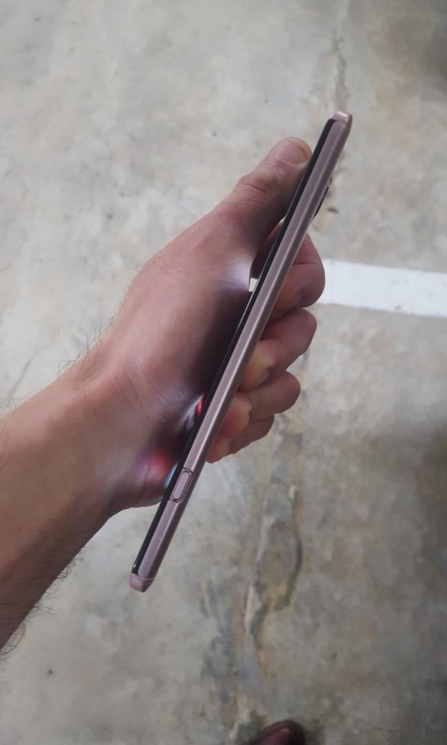 Pink B&O LG V20 (Export set, 64GB, Camera Disabled), Mobile