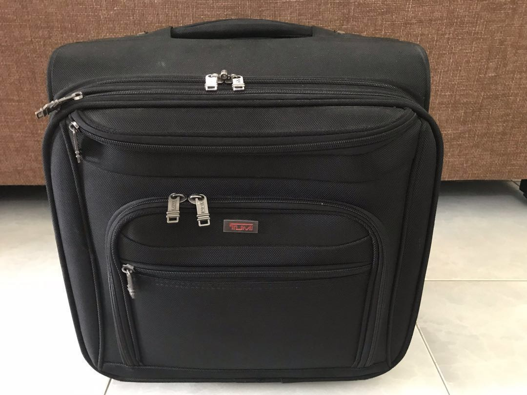 e51d46ceb5cede Pre-loved Authentic Tumi 2 Wheels Trolley Bag Free Authentic pre ...