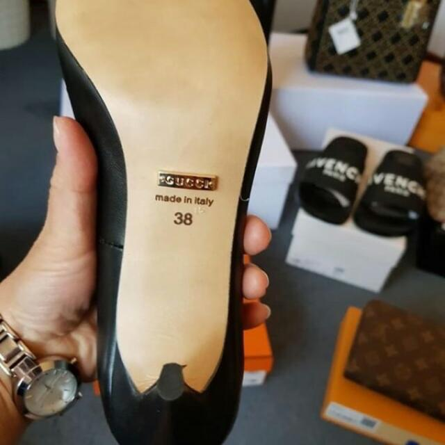 Queen bee Gucci Shoes