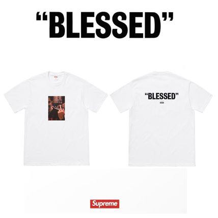 465f14de0d4b Supreme Blessed Tee L, Men's Fashion, Clothes, Tops on Carousell