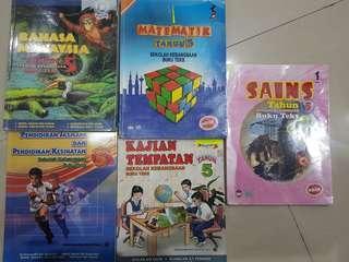 Free Primary textbooks