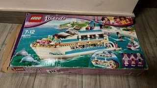 Lego 41015 friend train