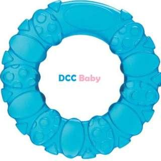 Playgro Clip Strip Soothing Circle Water Teether-Blue
