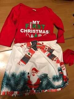 聖誕裝 first Christmas