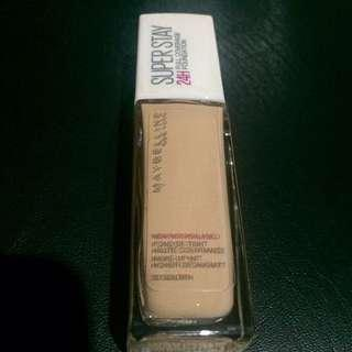 Maybelline Superstay 24 hr Full Coverage Foundation
