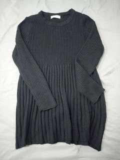 日式洋裝 上衣 針織洋裝 針織上衣