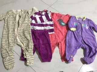 Baby Jumpsuit 0-3mths