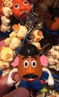 🚚 迪士尼爆米花吊飾