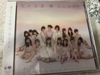 全新 AKB48 次之足跡 CD