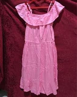 H&M Dress Off Shoulder