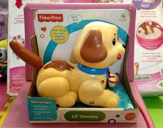 Fisher Price Pull-along Dog