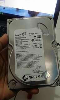 Harddisk 500 gigabyte