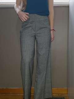 Le Chateau checkered dress pants