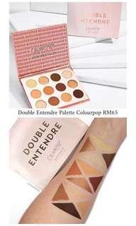 Original Colourpop Double Entendre Palette