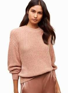NEW WILFRED SALETTE SWEATER