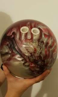 Bowling ball 9 lbs custom made in USA