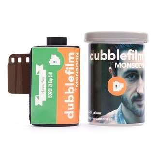 🚚 Dubble Monsoon Film 35mm Colour ISO 200