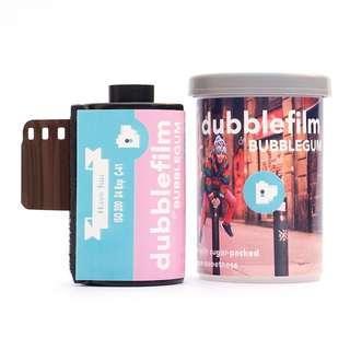 🚚 Dubble Bubblegum Film 35mm Colour ISO 200