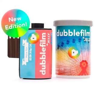 🚚 Dubble Jelly Film 35mm Colour ISO 200