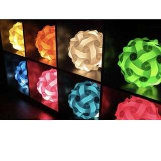 Infinity Lights 'Puzzle' Light