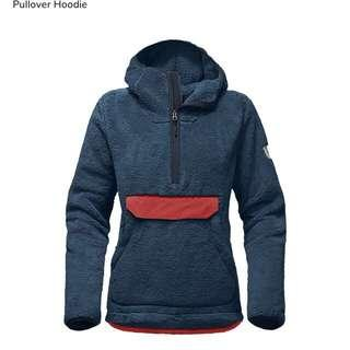 North face campshire hoodie