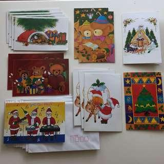 FREE Christmas Cards with purchase