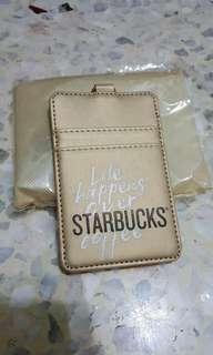 Starbucks lanyard