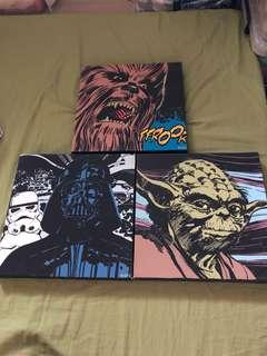 Star Wars Wall Design for Sale