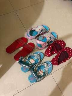 Sandals shoes slippers for girls