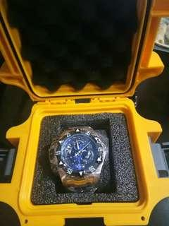 Invicta Excurtion Reserve 1882 Chrono Watch