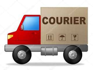 Courier and light parcel delivery