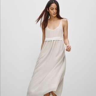 Aritzia Wilfred Bisou Dress