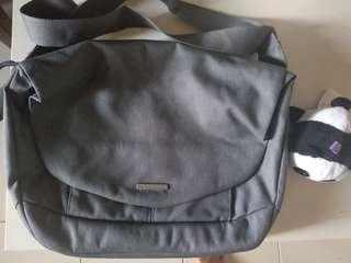 Kathmandu Grey Sling Bag