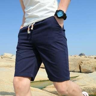 [GET TWO @$16] MEN'S CASUAL SHORT PANTS