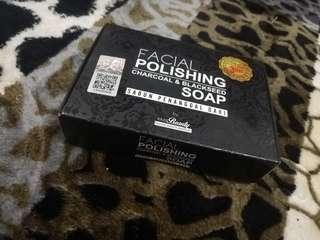 Sabun Facial Polishing Charcoal & Blackseed