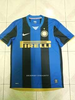 Inter milan home jersey 2007/08