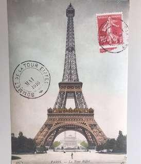 Eiffel Tower Wrapping Paper / Wall decor