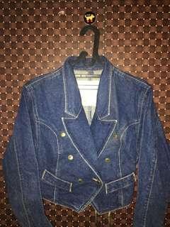 Gigi Hadid Jacket Jeans Puma ORI