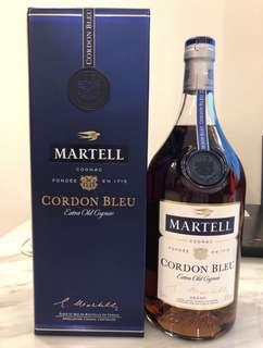 全新Martell藍帶 1L