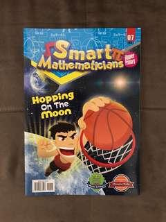 Smart Mathematicians Magazine For Upper Primary Issues 7