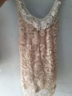 The diva mini dress