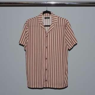 Zara Collared Shirt - Size M
