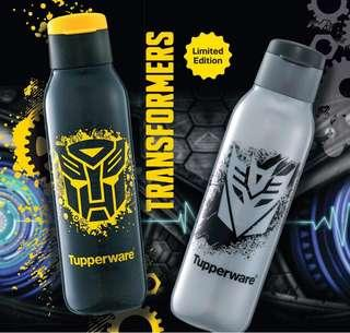 Water Bottle Transformer Tupperware