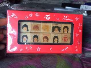 (CLEARANCE) Twice Character Stamp