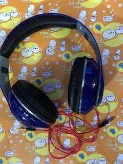🚚 Clearance Sale Beats Headphones Purple (BNIB)