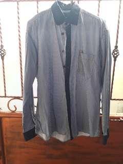 Blue Shirt FREONG