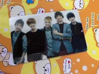🚚 Clearance Sale SHINEE ez-link Sticker