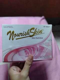 nourish skin (food supplement for healthy skin)